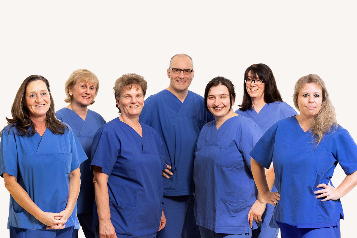 aufwachraum team der gemeinschaftspraxis fuer anaesthesie 1