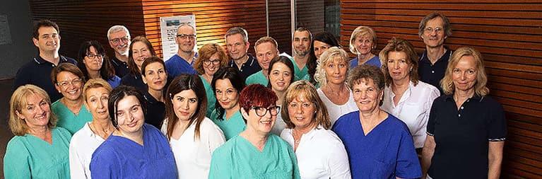 team der gemeinschaftspraxis fuer anaesthesie pan klinik mobil